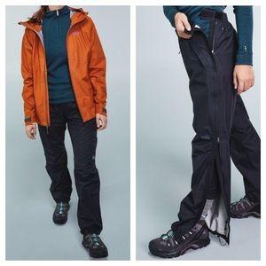 REI Rainier Full Zip Rain Pants 2.5 Layer Ripstop